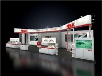 NSK Welcomes Visitors to Taipei Int'l Machine Tool Show (TIMTOS 2019)